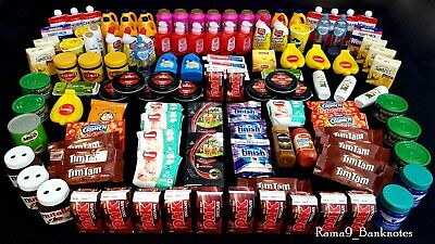 Coles Little Shop - Mini Collectables - Individual - 4+ Items Get Free Postage!