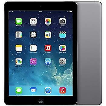 "Apple iPad Air A1474 32GB 9,7"" iOS WLAN Bluetooth Schwarz"
