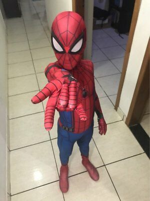 Kids/Children Spider-Man Homecoming Costume 3D Cosplay Spiderman Zentai Suit
