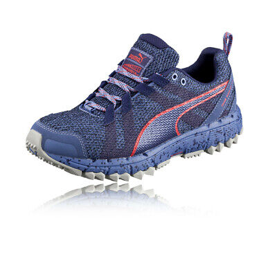 Puma Faas 500 S v2 Womens Purple Trail Running Sports Shoes Trainers Pumps dbead8f2c