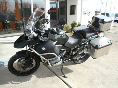 BMW 1200 GS adventure triple black toutes options