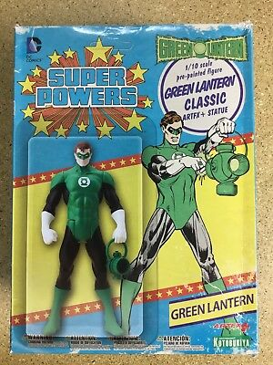 Green Lantern Classic Dc Super Powers Kotobukiya Artfx+ 1/10 Scale Statue New