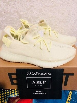 Adidas Yeezy Boost 350 V2 ''BUTTER'' F36980 Kanye West 100% AUTHENTIC Size 10