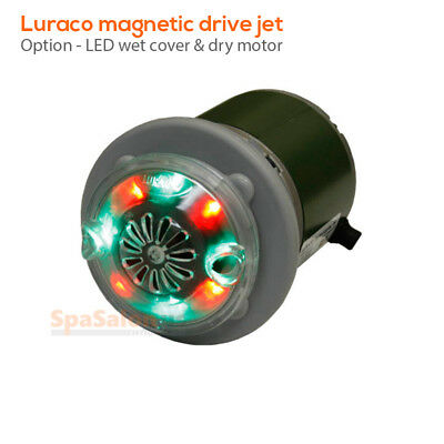 LURACO pipeless magnetic jet for spa pedicure chairs