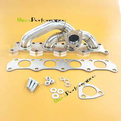 for Audi A4 B5 B6 /A6 4B C5 /A4 Cabrio 1.8T Stainless 304 Turbo Exhaust Manifol