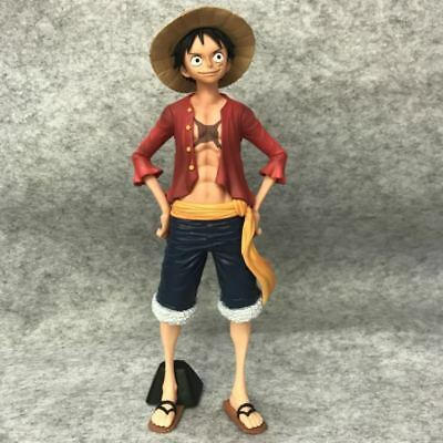 27cm ONE PIECE Monkey D Luffy the Straw Hat Pirates New No Box