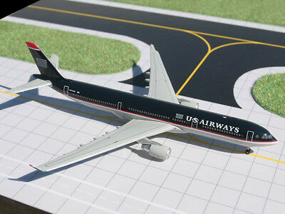 Gemini Jets (Gjusa557) Us Airways (Oc) A330-300 1:400 Scale Diecast Metal Model