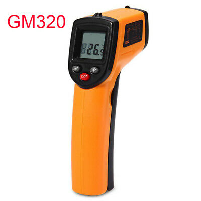 Non-Contact Digital IR Infrared Thermometer Handheld Laser Temperature Gun
