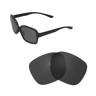 e2a0a91d7f9 New Walleva Black Polarized Replacement Lenses For Oakley Proxy Sunglasses