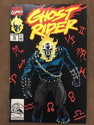 Ghost Rider (2nd Series) #10 JC Penny Reprint 1990 Marvel
