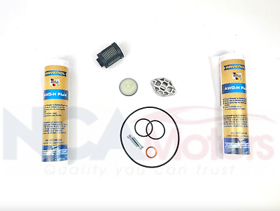 Volvo S60 80 V60 70 XC60 70 90 Rear Diff Differential Haldex Oil and Filter Set