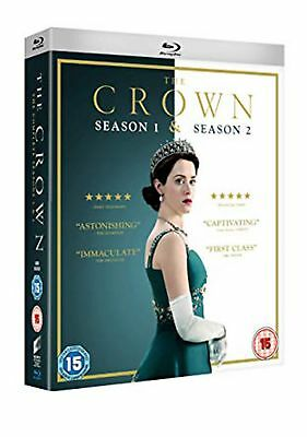 The Crown: Season One and Two (Box Set) [Blu-ray]