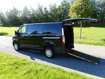 2015 Ford Transit Custom 2.2 Tdci WHEELCHAIR ACCESSIBLE ADAPTED VEHICLE WAV