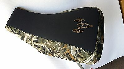 Magnificent Polaris Sportsman 500 600 700 800 Realtree Seat Cover Black Alphanode Cool Chair Designs And Ideas Alphanodeonline