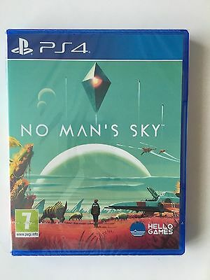 No Man's Sky For Sony Playstation 4 (PS4 Game)