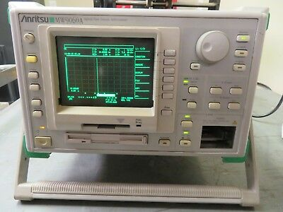 Anritsu Mw9060A Optical Time Domain Reflectometer - Nc33