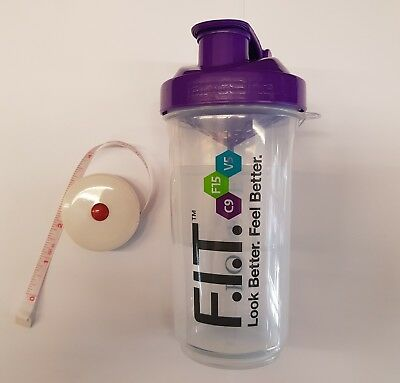Forever Living Shaker Bottle & Measuring Tape. (For use with Shakes)