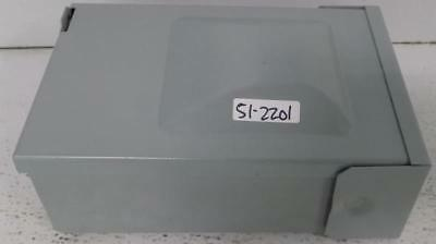 Siemens Outdoor Enclosed Pullout Switch 60A Wfs2060
