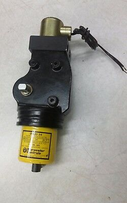 Worchester Controls Series A34 Model A 160 In Lbs Pneumatic Valve Actuator