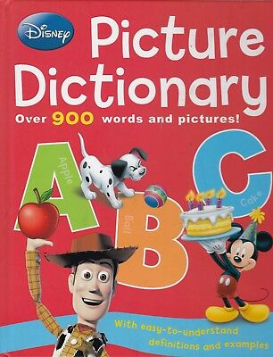 Picture Dictionary (Disney) Hardback New Book