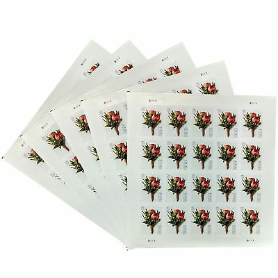 Celebration Boutonniere USPS Forever Stamps Sheet of 20 - New Stamp Issued 20...