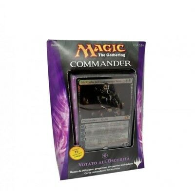 Deck Commander 2014 Voted to the darkness MTG MAGIC C14, New, Italiano