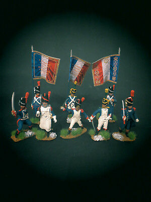 1:32 Airfix / HÄT / Italeri Napoleon French Army * Top Painted * Update 16.12.18