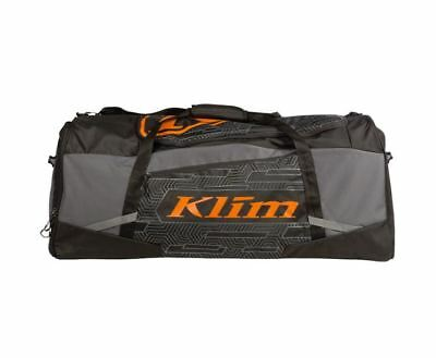 Klim Snowmobile Orange Drift Gear Bag Duffle Bag Travel Luggage 3310-000-000-400