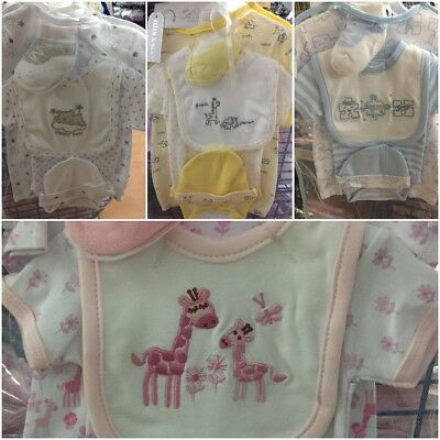 Unique Style New Baby Boy Blue Girl Pink Unisex Gift 5 Piece Hanging Set