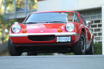 Lotus: Europa 1974 Lotus Europa Twin Cam Special Type 74