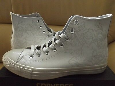 Sneakers Men/'s Converse Chuck Taylor All Star High Top Pure Silver Mouse 155183C