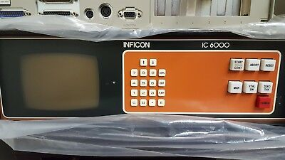 Rebuilt and tested Inficon IC 6000 deposition thickness controller