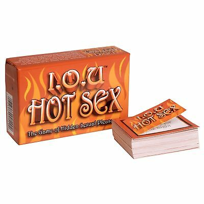 IOU Hot Sex Fantasy Roleplay Card Game FAST DISCREET POST Adult Couples