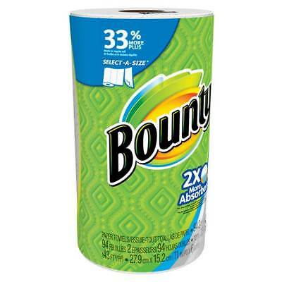Bounty Select - A - Size Paper Towels