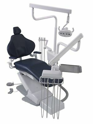 New Engle Dental Chair 2200 Over Patient Delivery Package w/ LED Light -FDA-USA