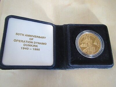 50th Anniversary of Operation Dynamo Dunkirk 1940 - 1990 triumph of little ships