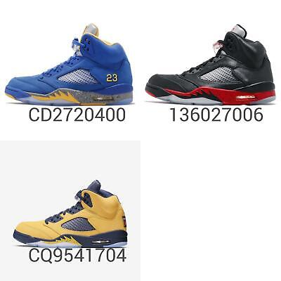 sports shoes 564cb 19fc2 NIKE AIR JORDAN 5 Retro V BCFC / International Flight / NRG Fresh Prince  Pick 1