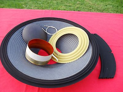 "15"" Jbl 2226H Recone Kit. Speaker Repair Parts"