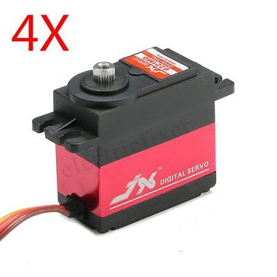 1-4x JX PDI-6221MG 20KG Large Torque Digital Standard Coreless Servo RC Modell