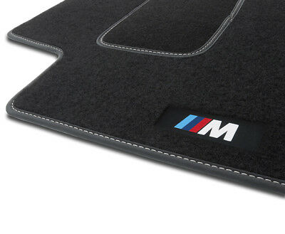 S4HM TAPIS DE SOL VELOUR M3 M POWER BMW 3 E46 1998-2004 4/5-portes, Touring