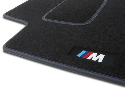 S2HM TAPIS DE SOL VELOUR M3 M POWER BMW 3 E46 1998-2004 4/5-portes, Touring