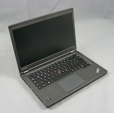 Notebook Lenovo ThinkPad T440p i5 2,6GHz 8GB RAM 500GB HDD WIN 7 Top