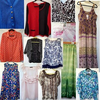 Bulk Lot 18 Items Ladies Clothes sz 18 (lot 3)