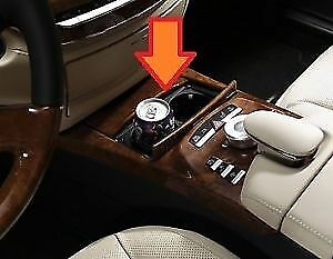 New Genuine Mercedes Benz MB S W221 Facelift 09-Drink Cup Holder Center Console