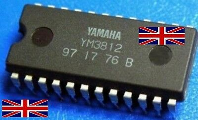 YM3812 DIP24 Integrated Circuit from Yamaha