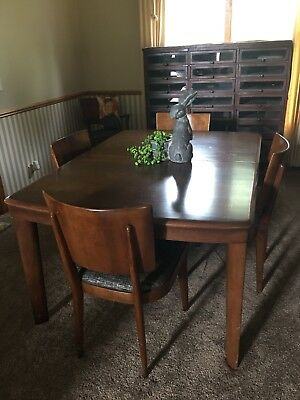 Heywood Wakefield Dining Room Set- Midcentury Modern Masterpiece- from 1952