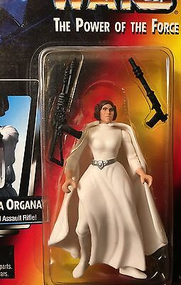 1995 Star Wars The Power of the Force Princess Leia Organa Action Figure