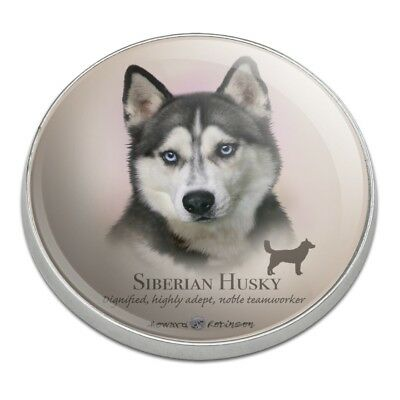 Siberian Husky Dog Breed Decal Sticker Choose Color Size #2011
