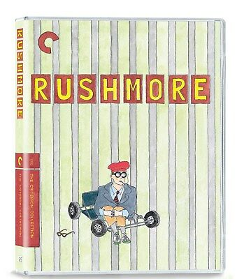 Rushmore (1998) (Criterion Collection) [Blu-ray]