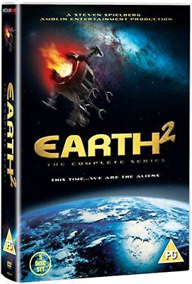 Earth 2: The Complete Series [DVD]